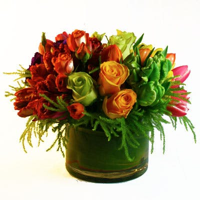 Happy Thoughts Flower Arrangement | San Francisco Florist Since 1871 Free Bay Area and San Francisco Flower Delivery