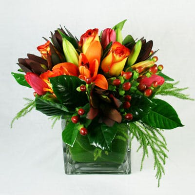 Lily Exotica Flower Arrangement