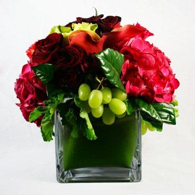 Grape Flower Arrangement