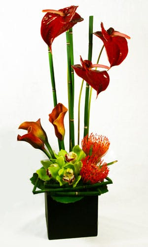 Ikebana Tokyo Flowers