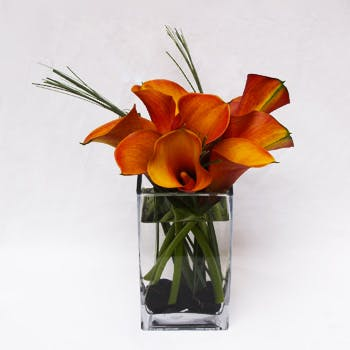 Apricot Summer Flower Arrangement | San Francisco Florist Since 1871 Free Bay Area and San Francisco Flower Delivery