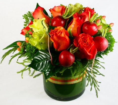 Radish Flower Arrangement