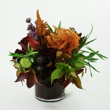 Autumn Zeal Flower Arrangement | San Francisco Florist Since 1871 Free Bay Area and San Francisco Flower Delivery