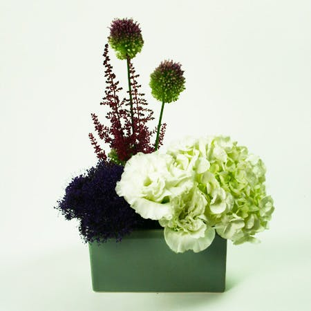 Petite Purples Flower Arrangement