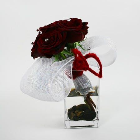 Jeweled Bouquet Flower Arrangement