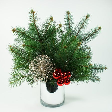 Scented Pine Flower Arrangement