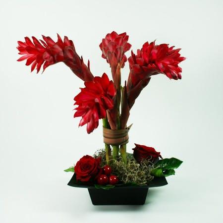 Ginger Tree Flower Arrangement