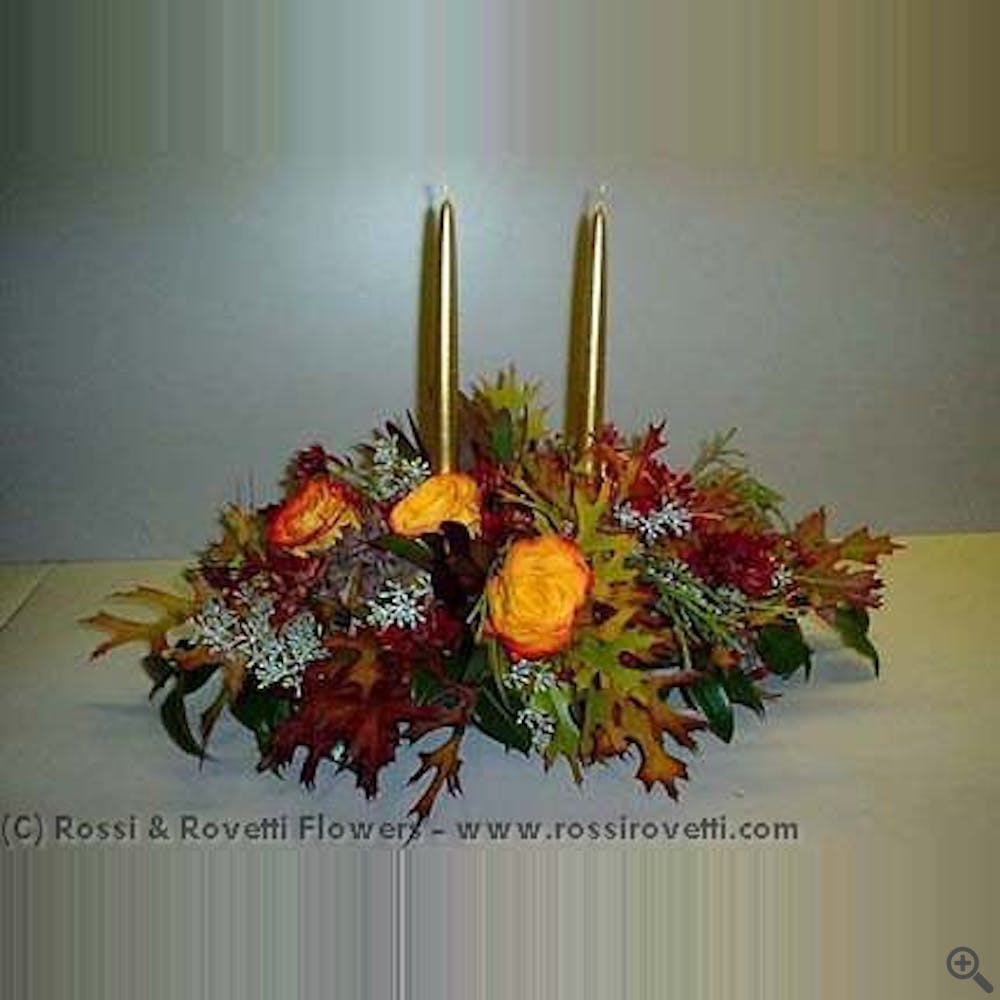 """Festive Centerpiece- """"Inverno Collection"""" Flowers"""