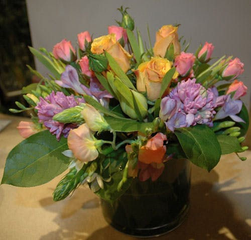 Pastels that Pop! Flower Arrangement