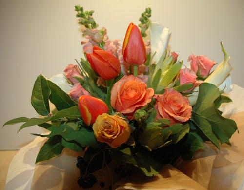 Flora Giallo Flower Arrangement