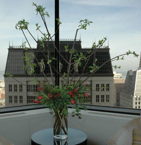 Corporate Tablepiece - Flower Arrangement