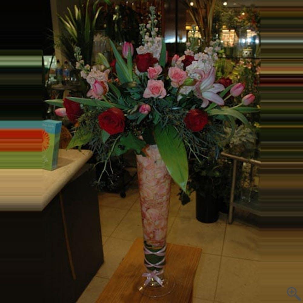 """Bellezza di Nozze"" Flower Arrangement"