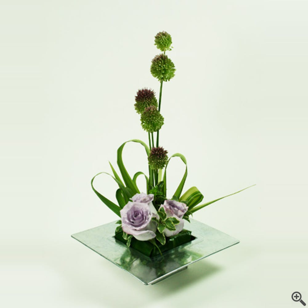 Lavender Beauty Flower Arrangement