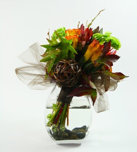 Autumn Bouquet Flower Arrangement