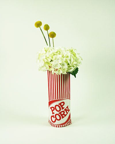 Popcorn Flower Arrangement
