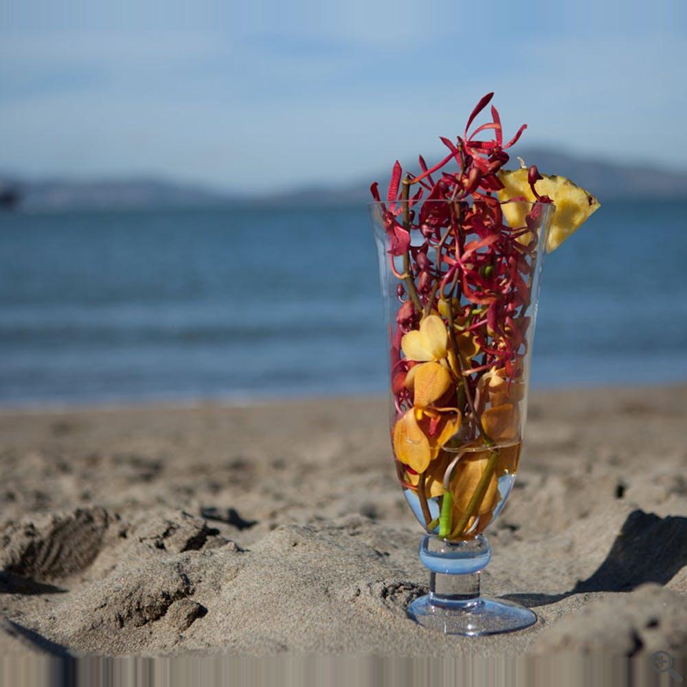 Sex on the Beach Flower Arrangement