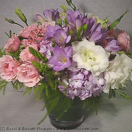 Pastel Inverno - Flower Arrangement