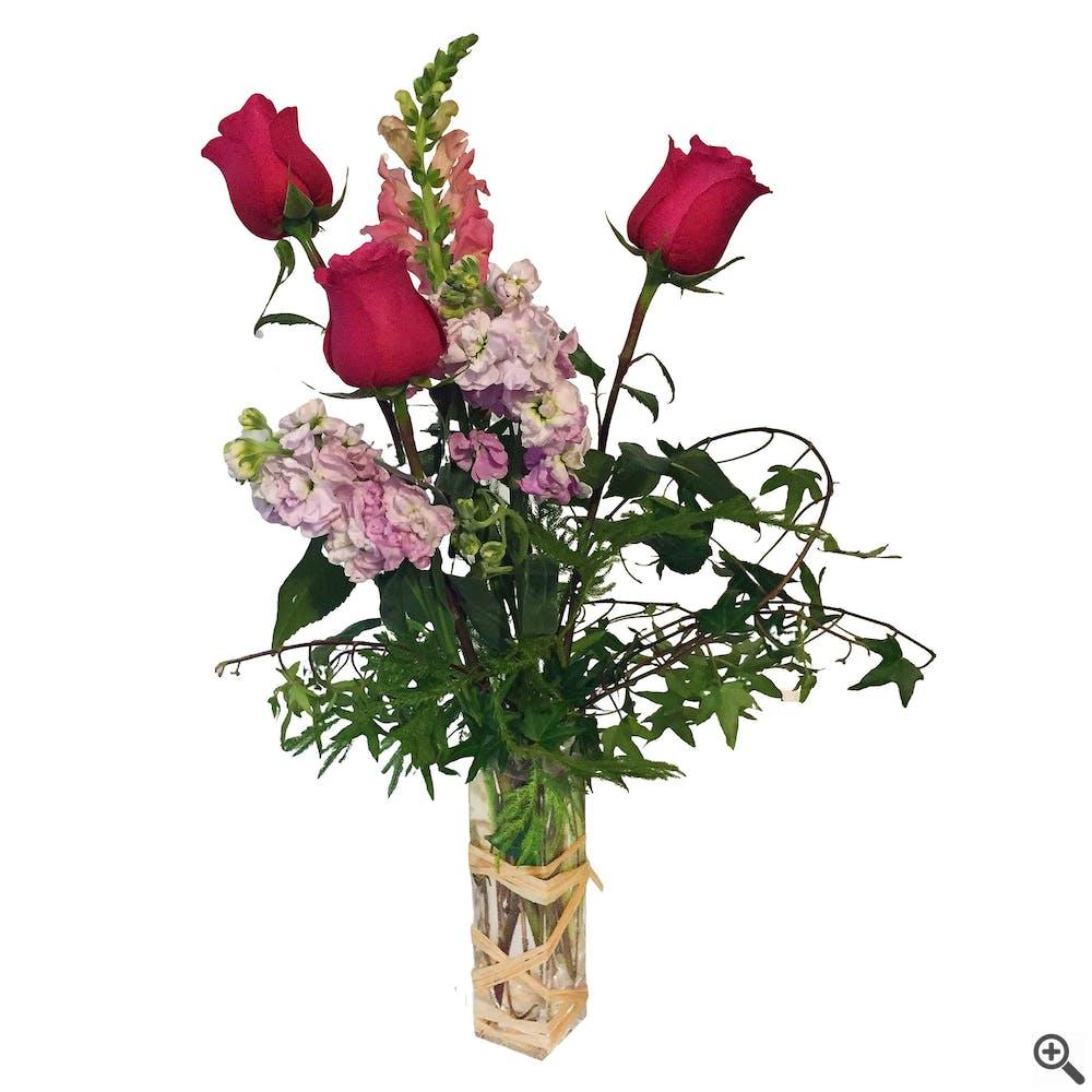Ballet Slippers Flower Arrangement