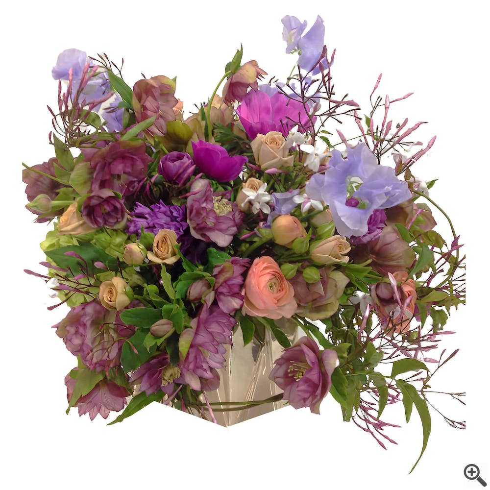 Spring Vines Flower Arrangement