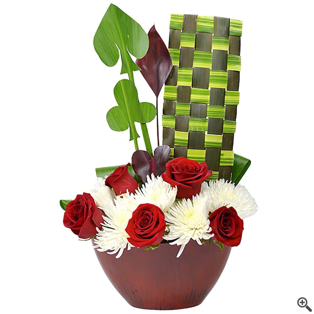 Party Games Flower Arrangement