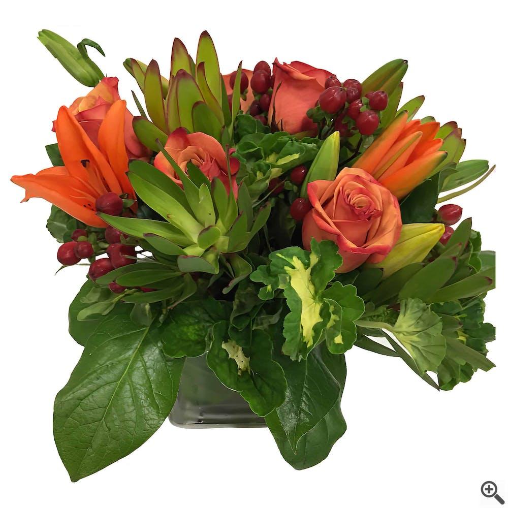 Lily Exotica Flower Arrangement