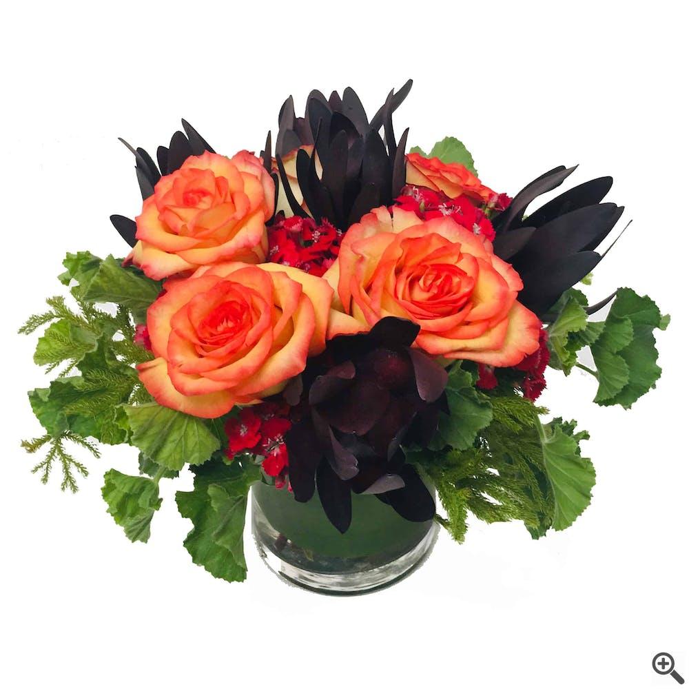 High Magic Rose Flower Arrangement
