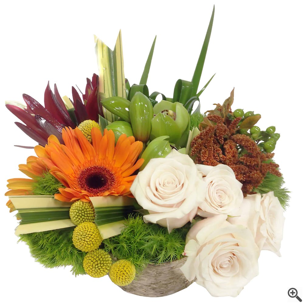 French Pave Flower Arrangement