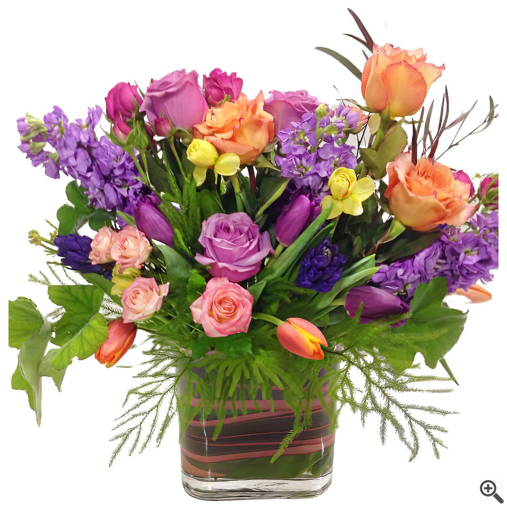 Sistine Beauty Flower Arrangement