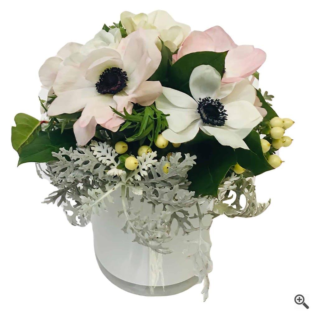 Immaculate Light Flower Arrangement