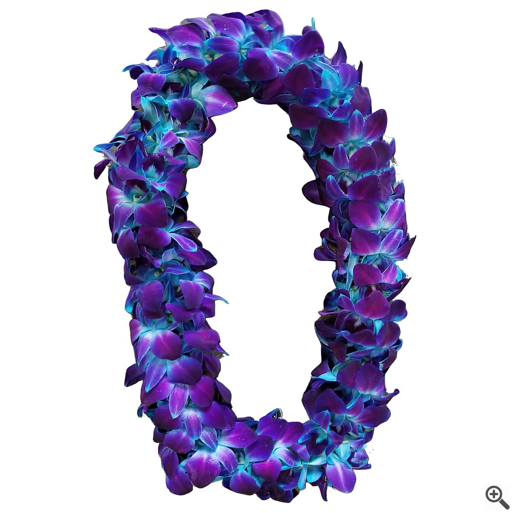 Hawai'in Lei Made-to-Order