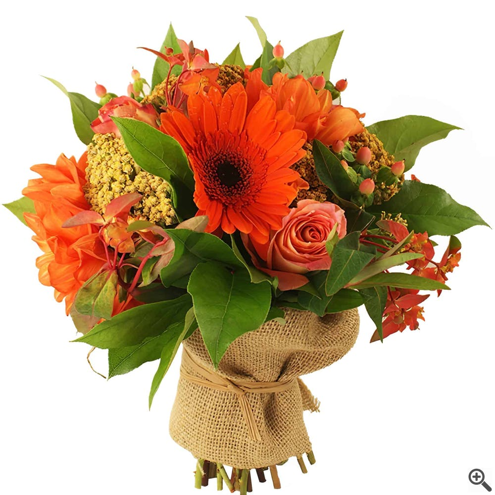 Orange Crush Bouquet
