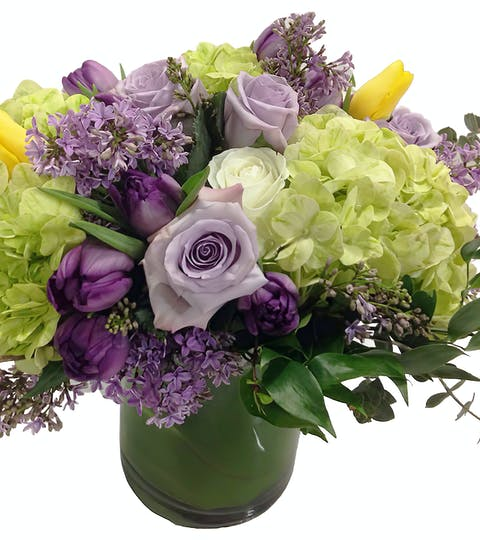 Fiori di Helen Flower Arrangement | San Francisco Florist Since 1871 Free Bay Area and San Francisco Flower Delivery