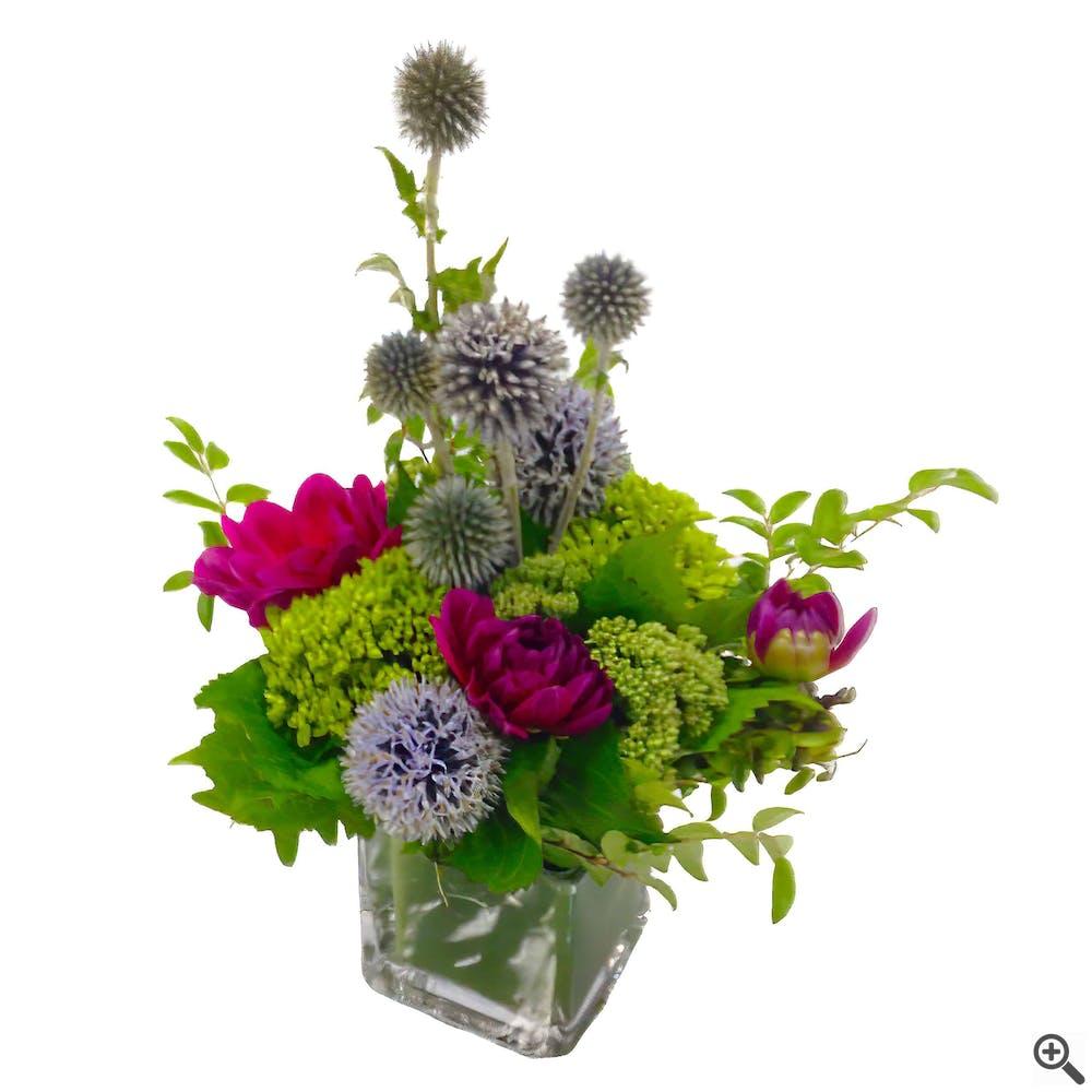 Petite Purples Flower Arrangement