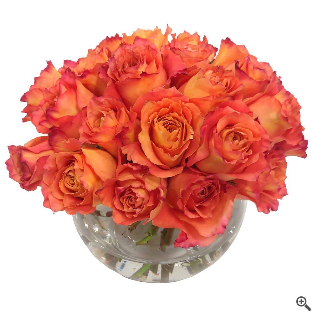 Simply Roses Flower Arrangement