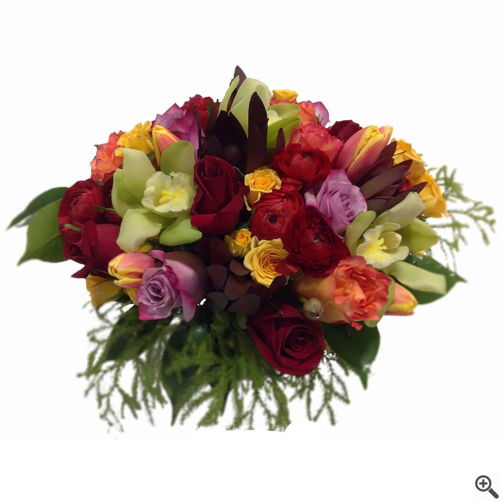 Pride without Prejudice Flower Arrangement