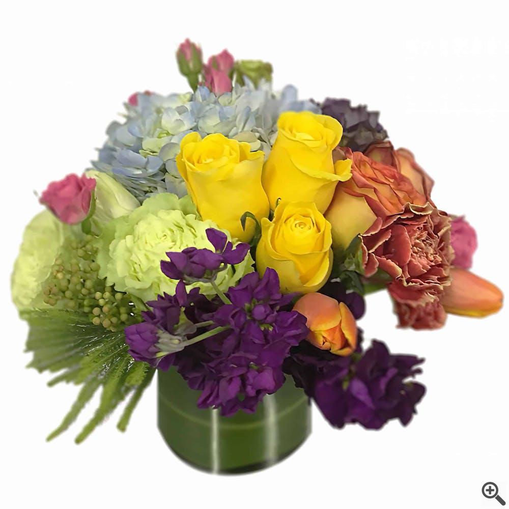 Technicolor Delight - Flower Arrangement