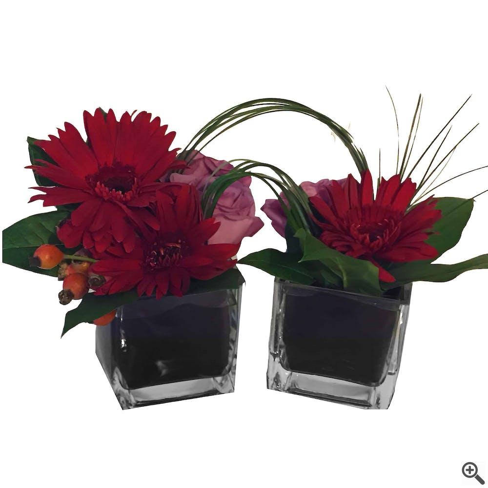 Fiori di Turin Flower Arrangements