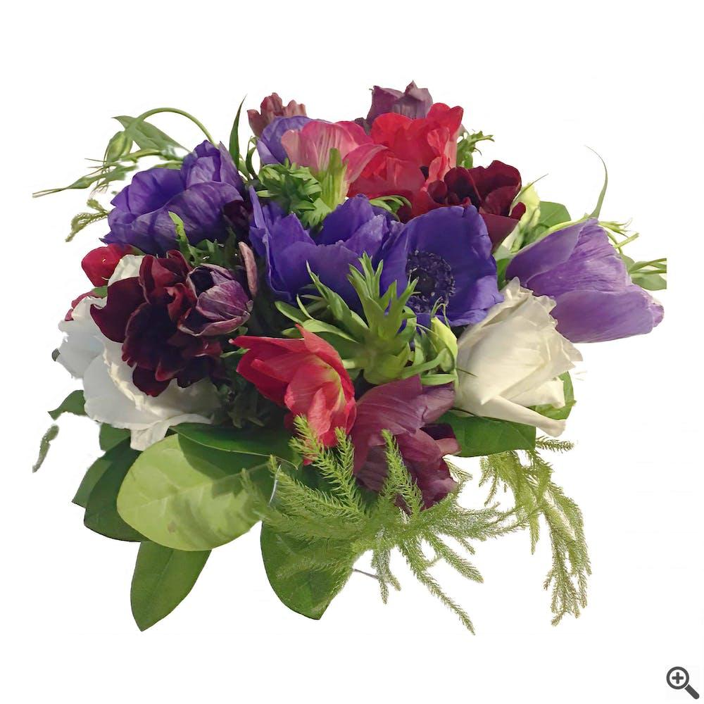 Vibrant Anemone Box - Flower Arrangement