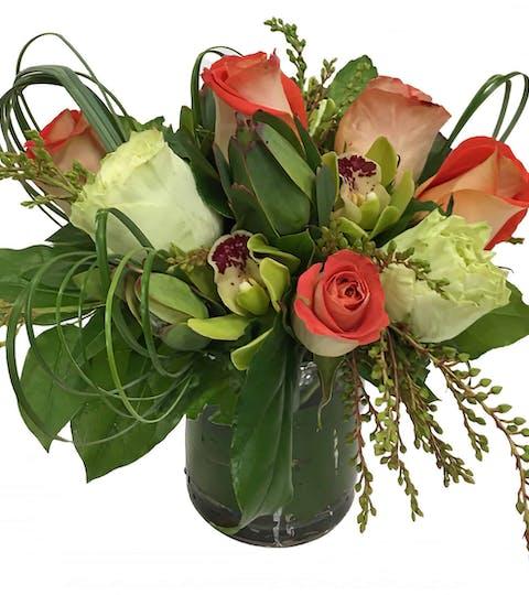 Fiori di Vulturnus Arrangement | San Francisco Florist Since 1871 Free Bay Area and San Francisco Flower Delivery