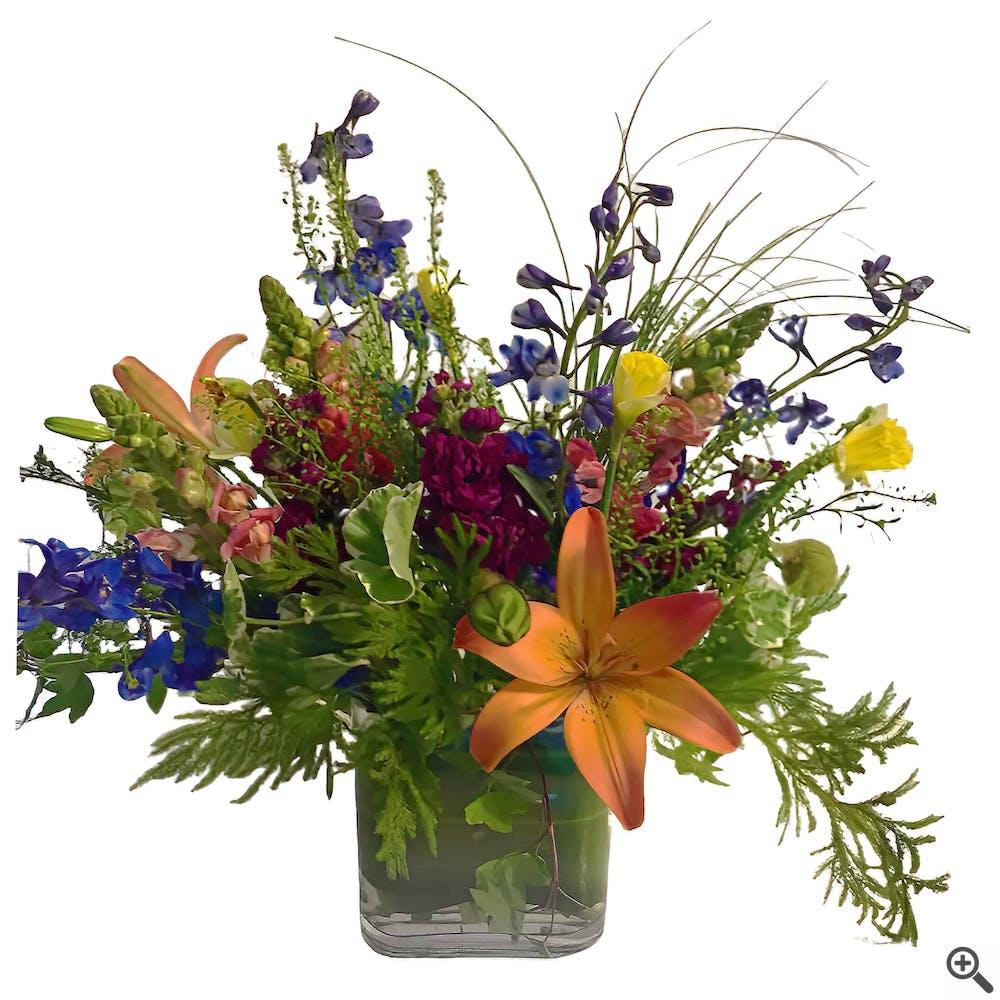 Wildflower Devotee Flower Arrangement