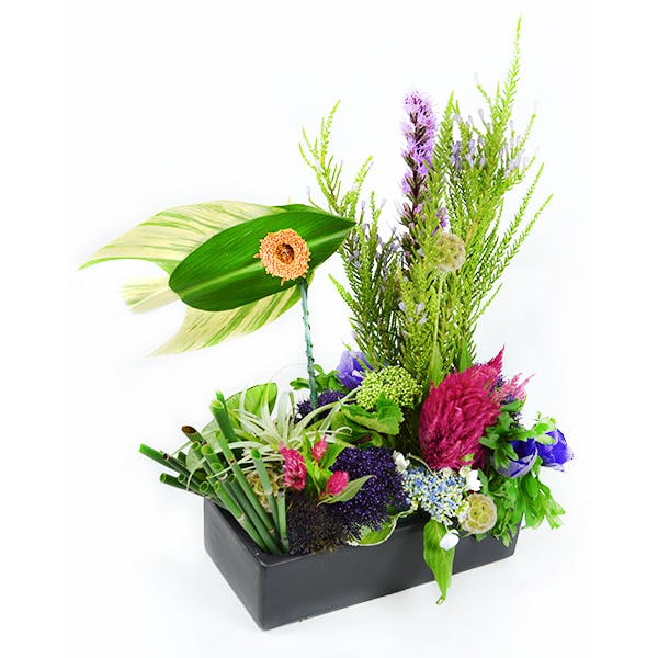 Coral Reef Flower Arrangement