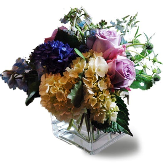 Azzurro Toscano Due - Flower Arrangement