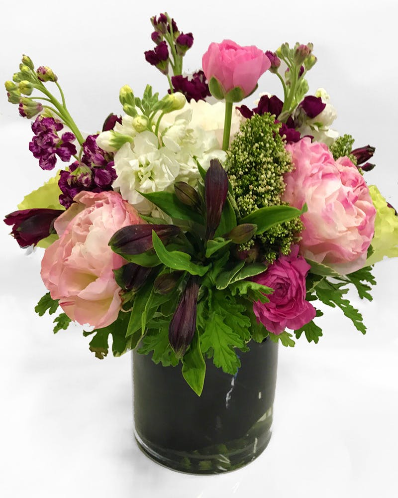 Summer Heat Floral Arrangement