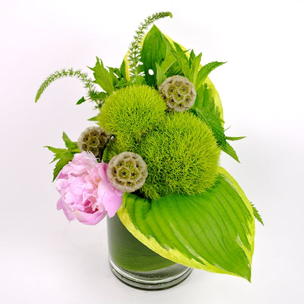 The Lost Peony Flower Arrangement