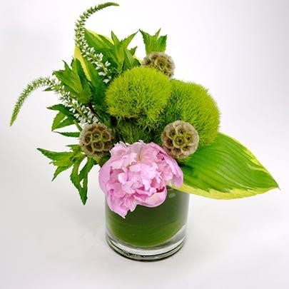 The Lost Peony Flower Arrangement