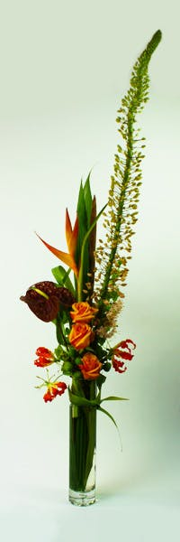 Foxtail Tropics Flower Arrangement