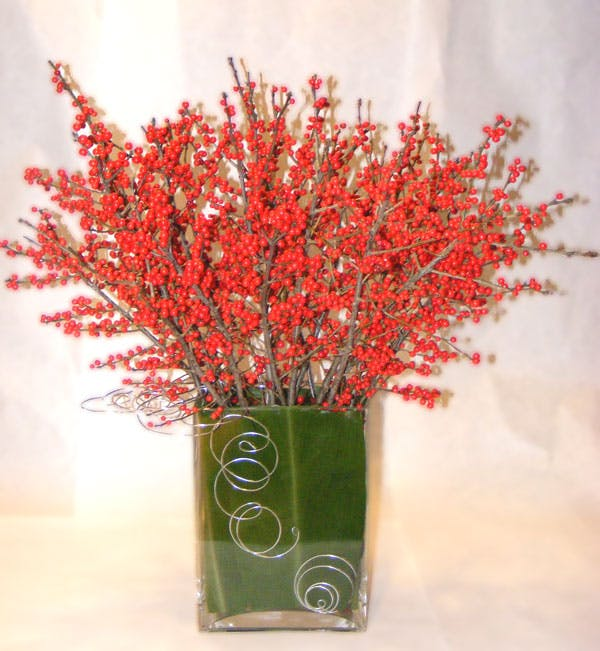 Festive Pop! Flower Arrangement