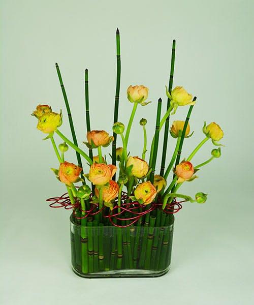 Horsing Around Flower Arrangement