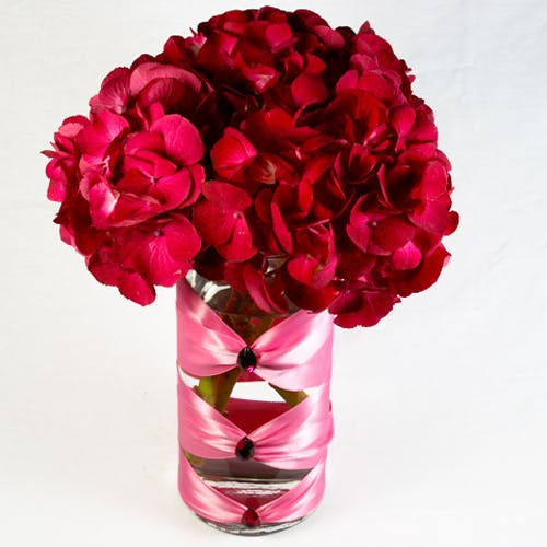 Rosa Couture Flower Arrangement