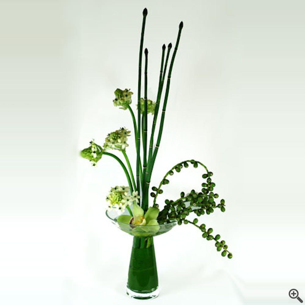 Viktoria Ikebana Flower Arrangement